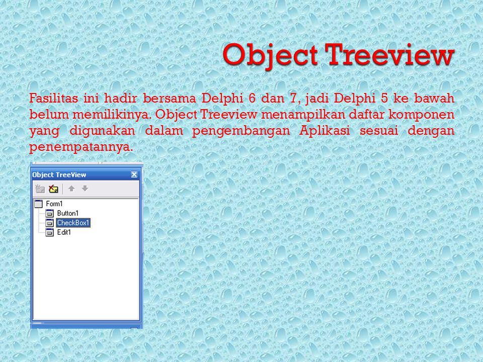 Object Treeview