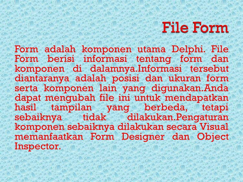 File Form