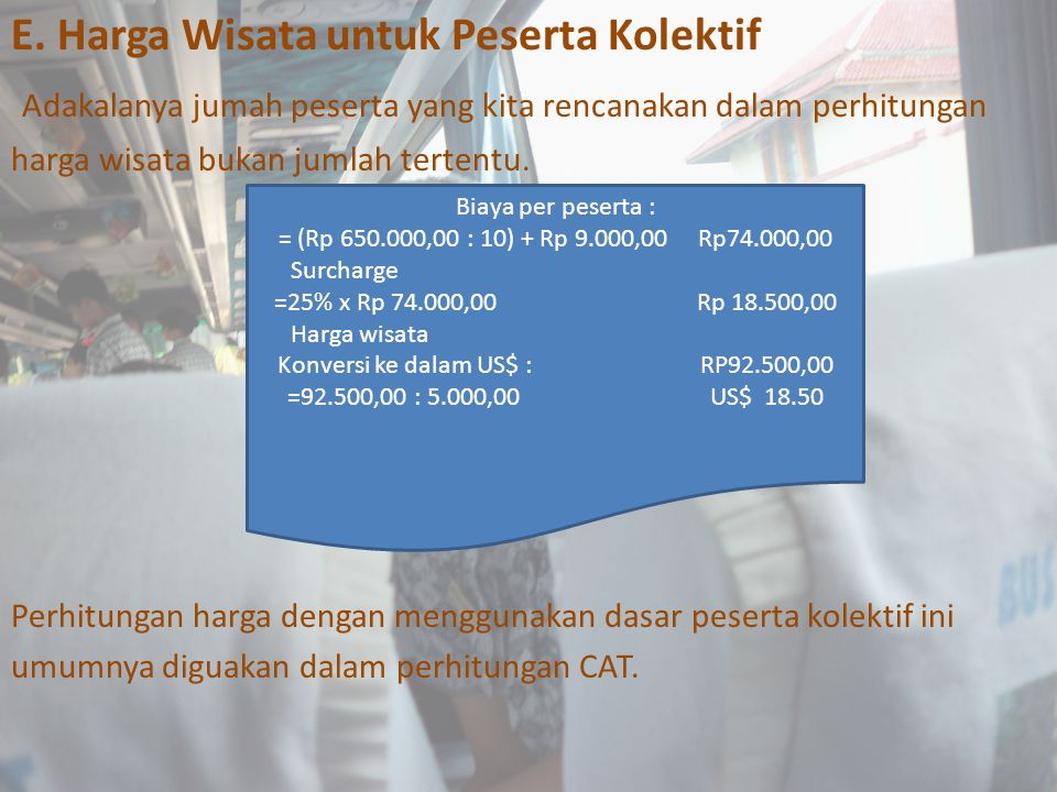 Konversi ke dalam US$ : RP92.500,00