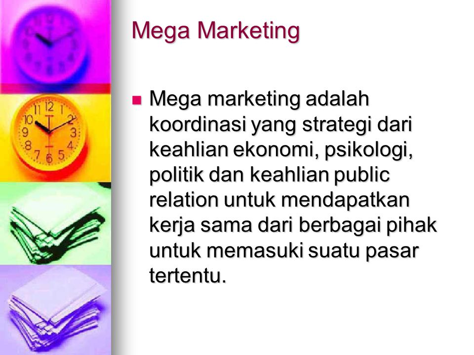 Mega Marketing
