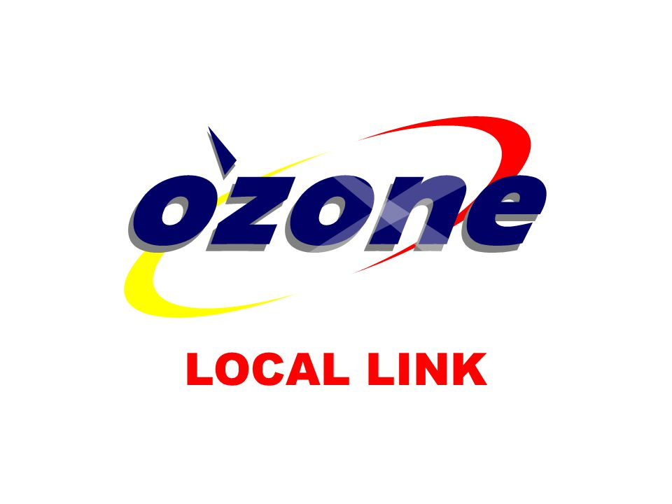 ozone LOCAL LINK