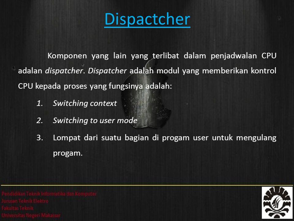 Dispactcher