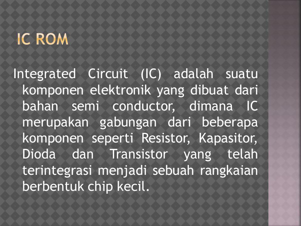 IC ROM