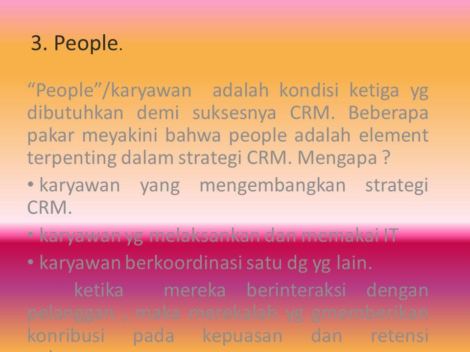 3. People.