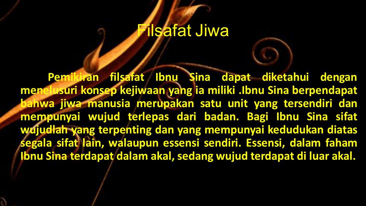 Filsafat Jiwa