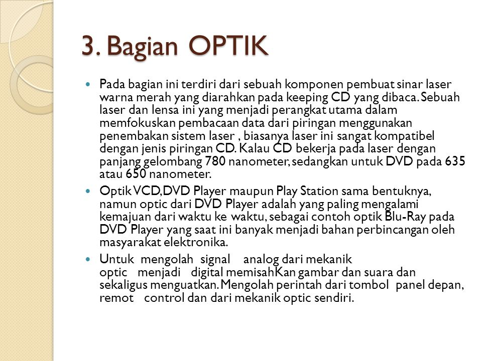 3. Bagian OPTIK
