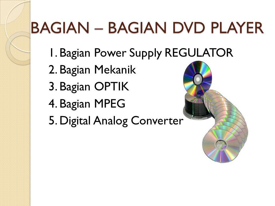 BAGIAN – BAGIAN DVD PLAYER
