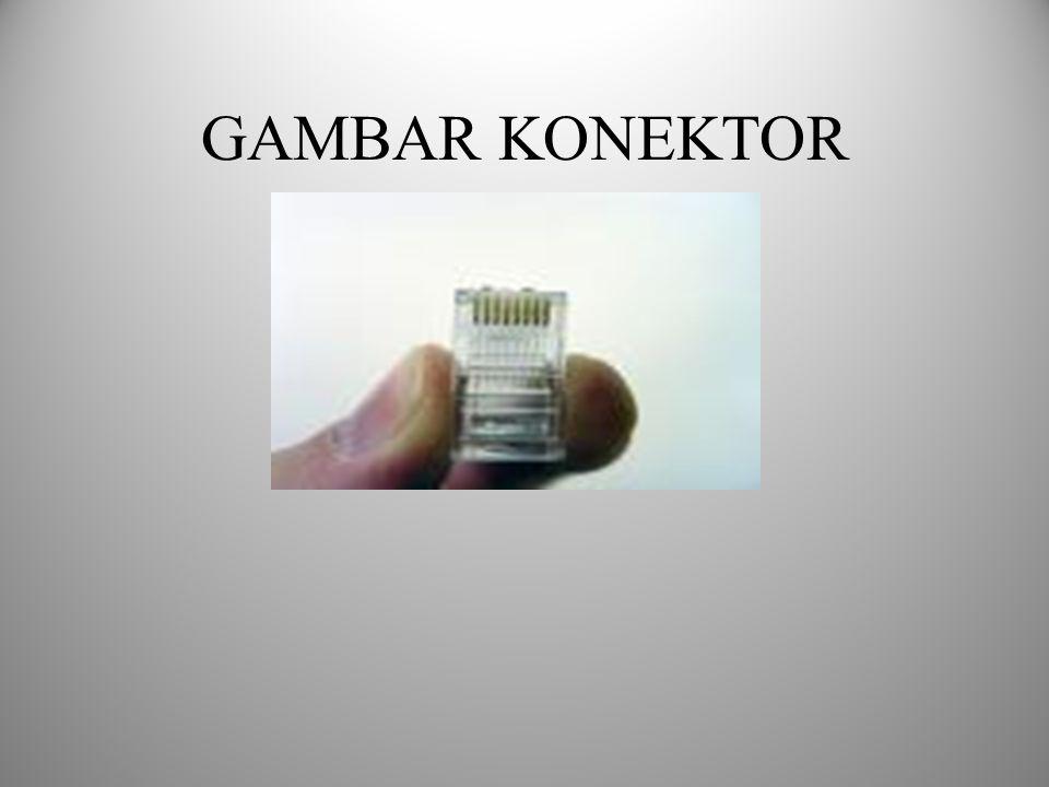 GAMBAR KONEKTOR