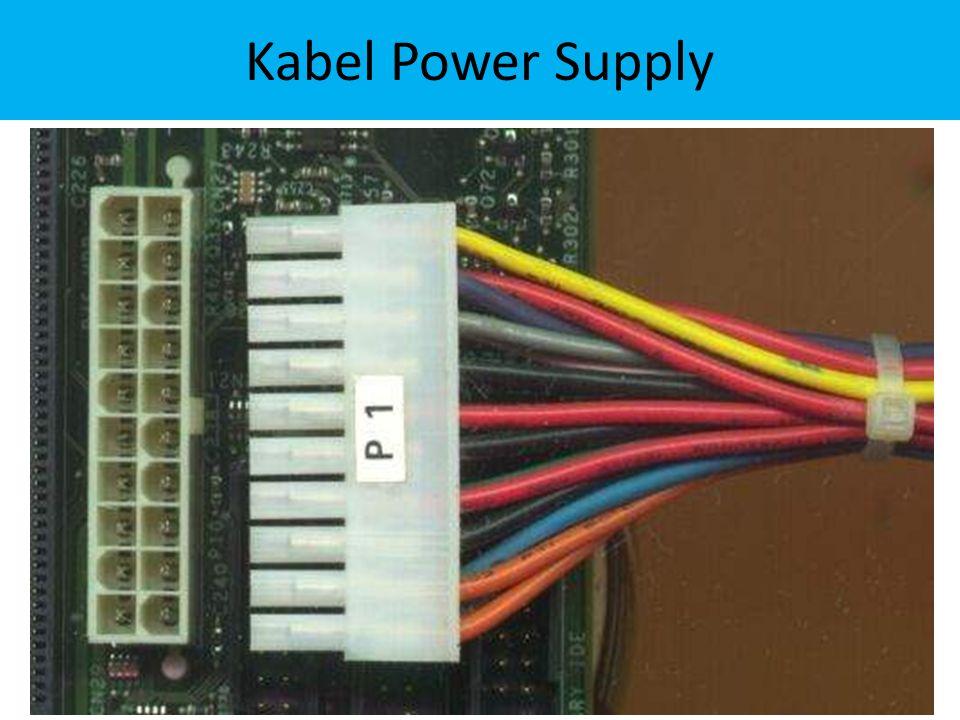 Kabel Power Supply