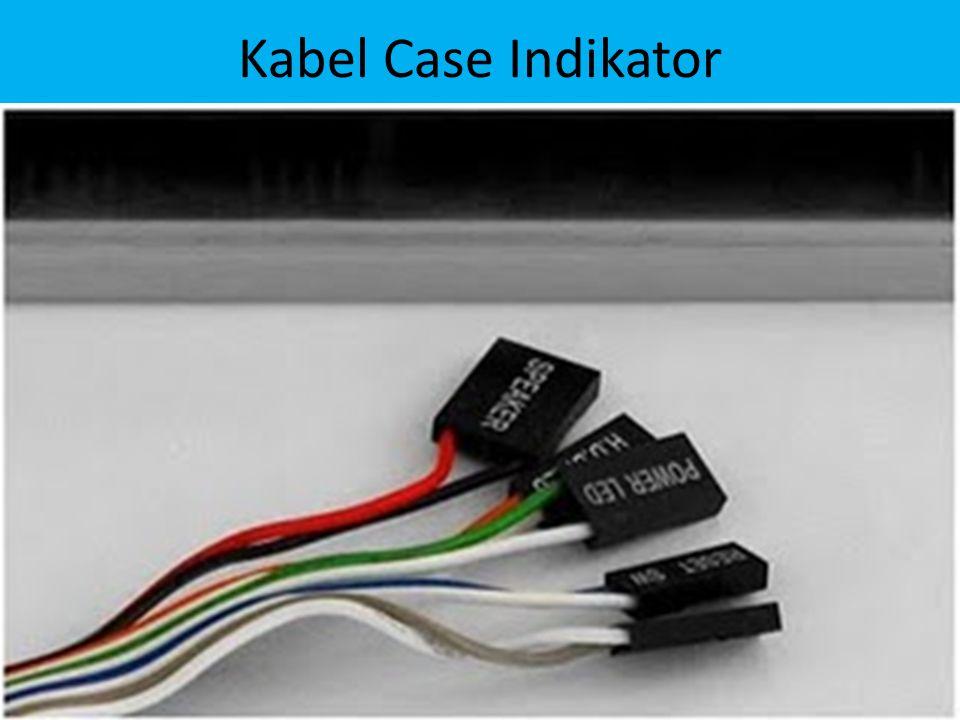 Kabel Case Indikator
