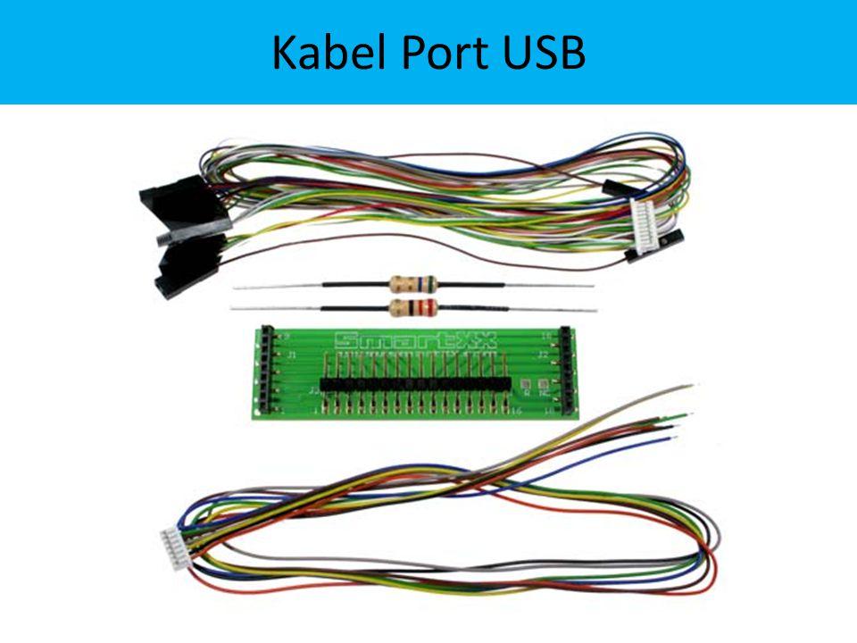 Kabel Port USB