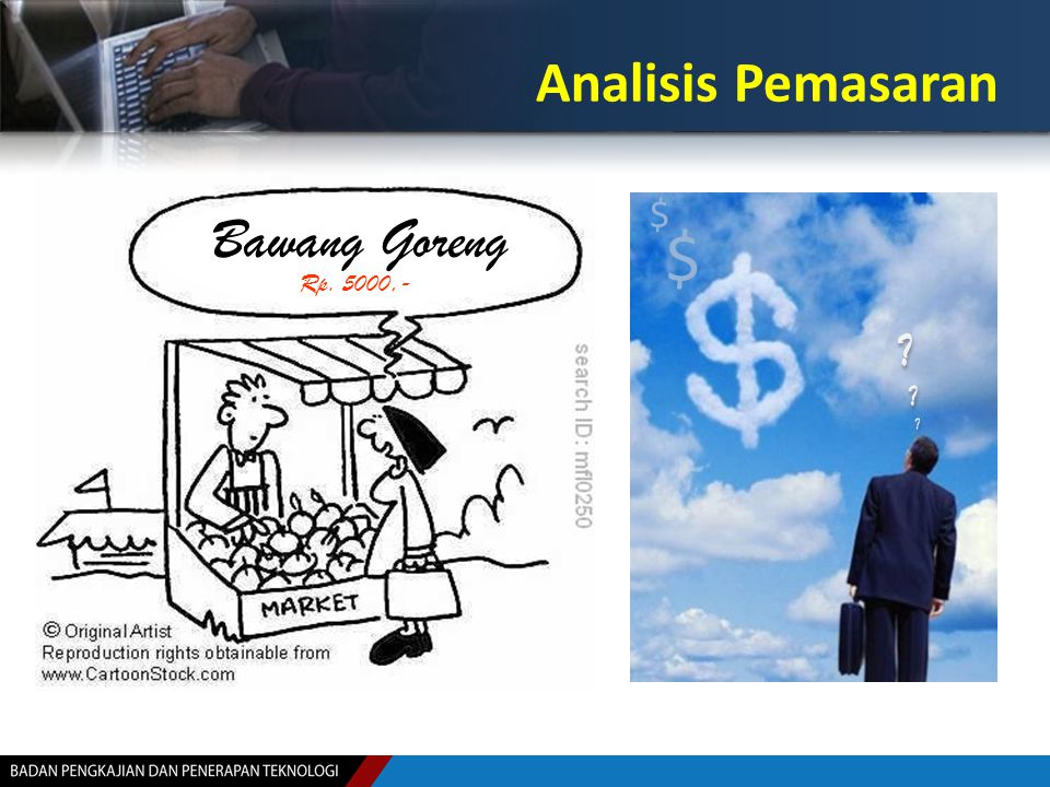 Analisis Pemasaran $ Bawang Goreng Rp. 5000,-