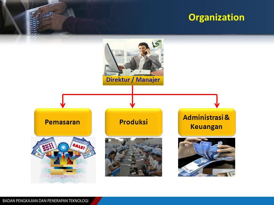 Administrasi & Keuangan