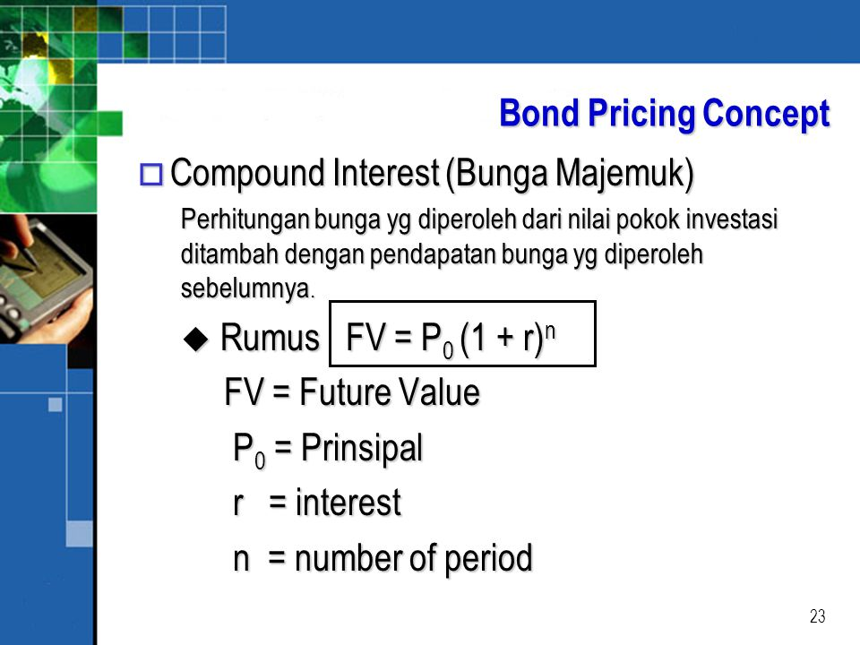 Compound Interest (Bunga Majemuk)