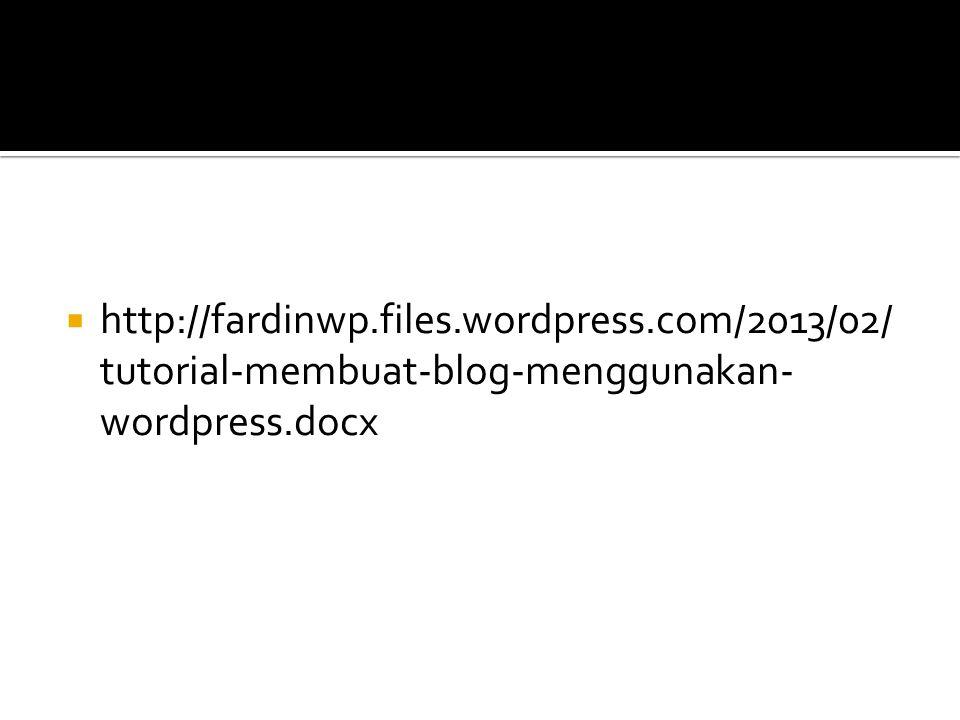 http://fardinwp. files. wordpress