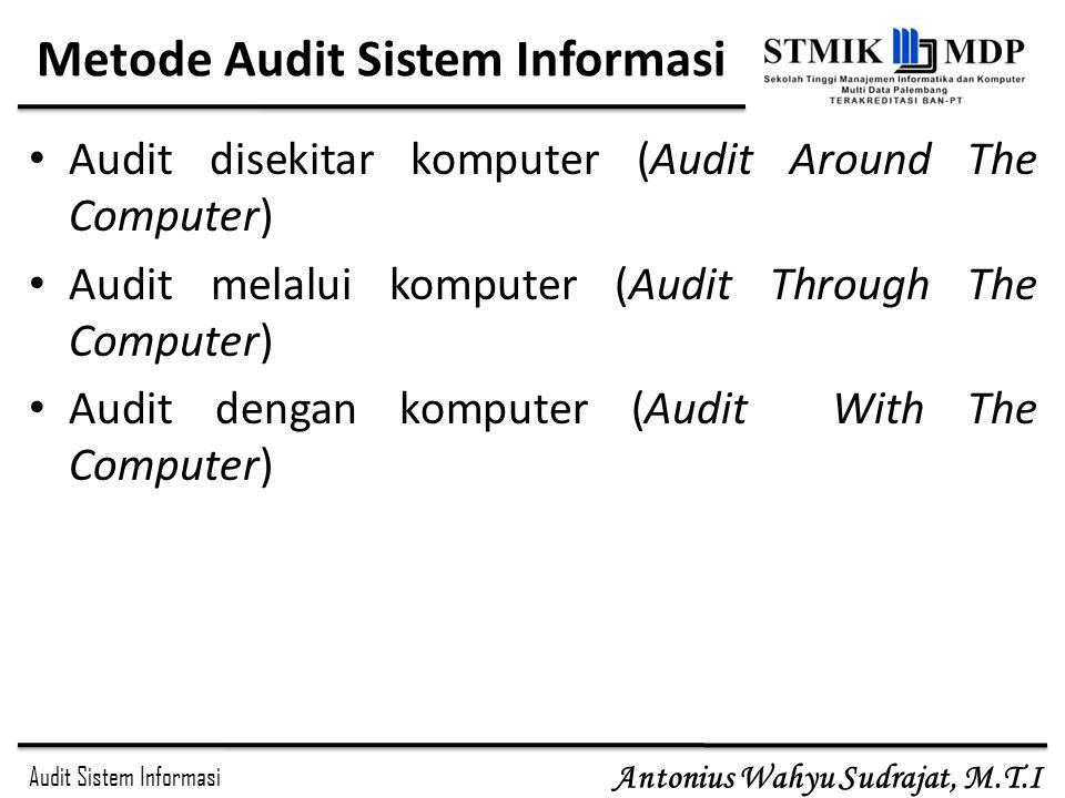 Metode Audit Sistem Informasi