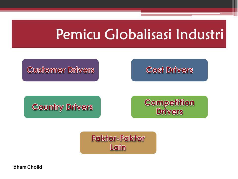 Pemicu Globalisasi Industri