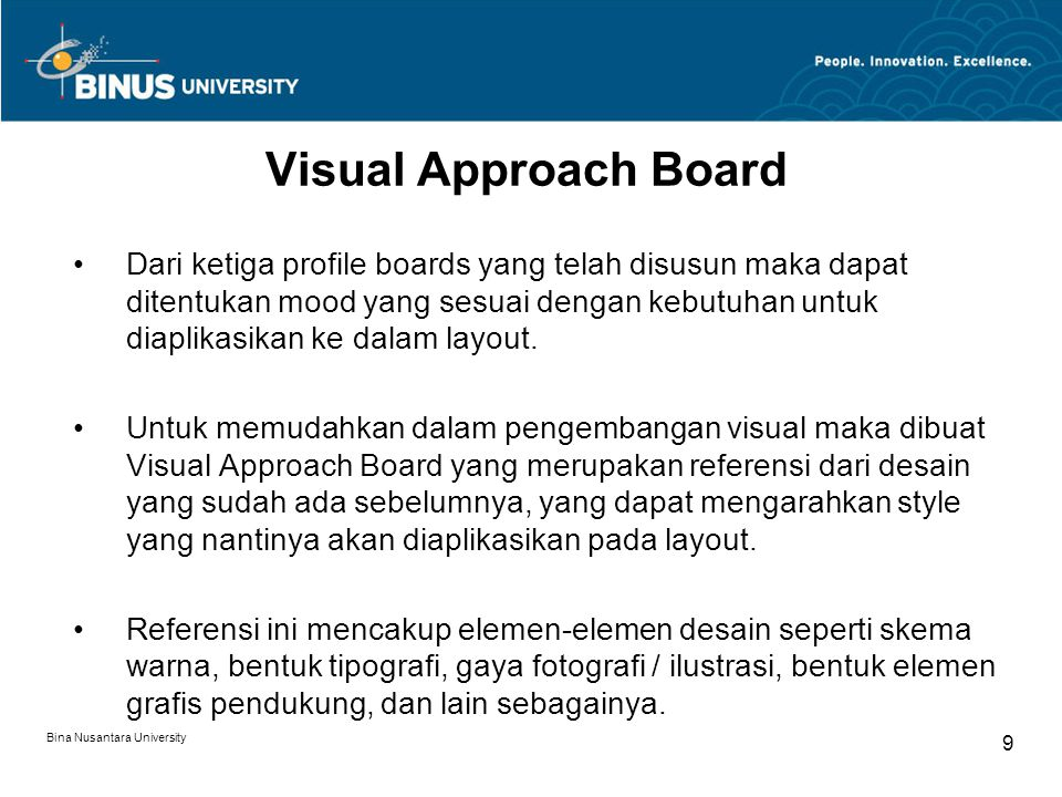 Visual Approach Board