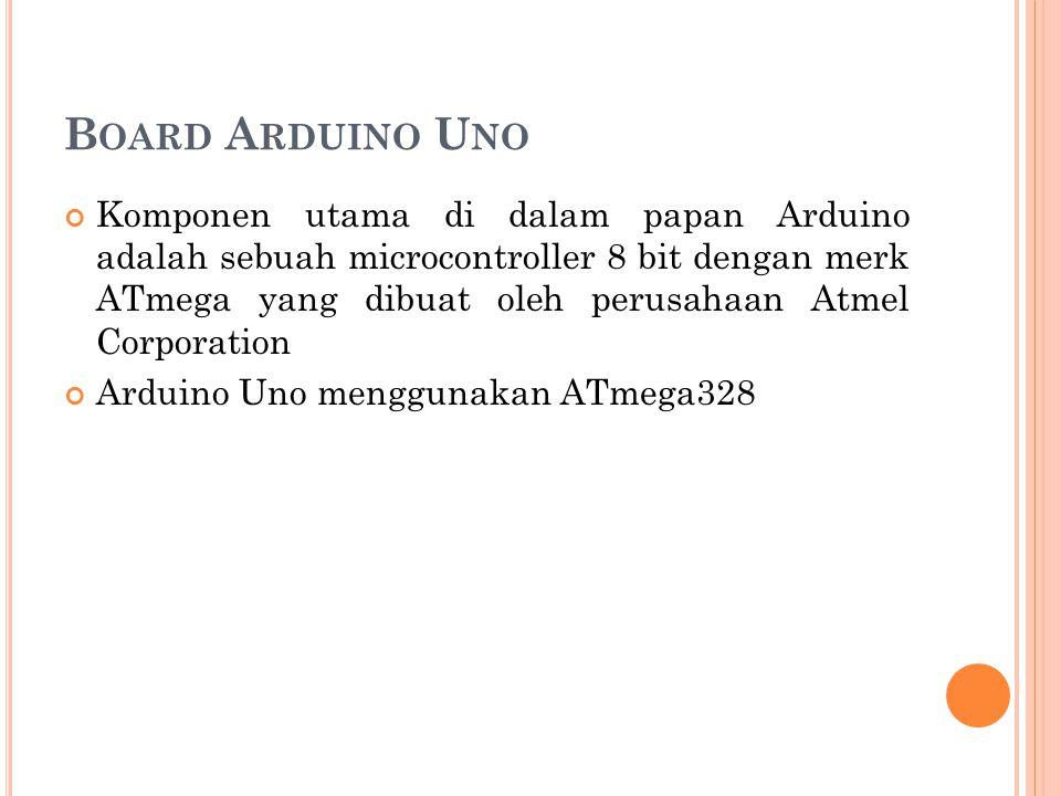 Board Arduino Uno
