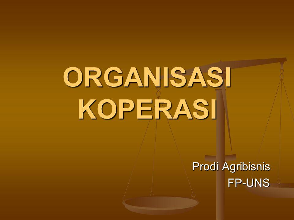 Prodi Agribisnis FP-UNS
