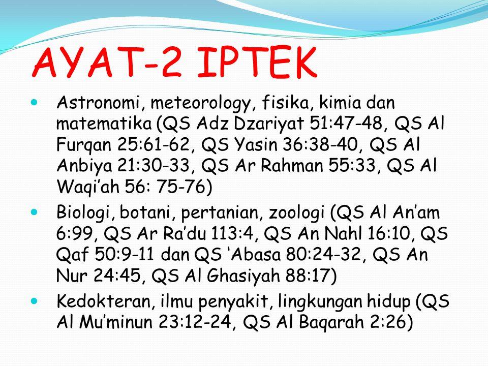 AYAT-2 IPTEK