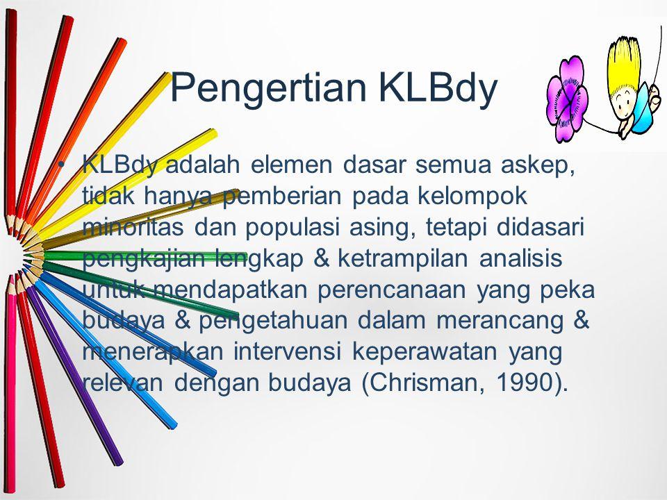 Pengertian KLBdy