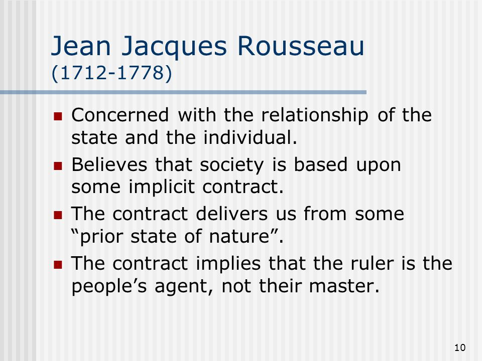rousseau and the chains of society essay Online library of liberty with this essay, rousseau had unsuccessfully competed although it has left men in chains he is in search of the true society.