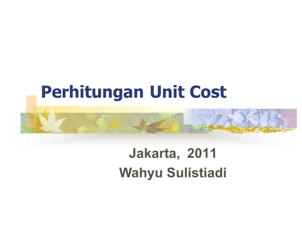 Jakarta, 2011 Wahyu Sulistiadi
