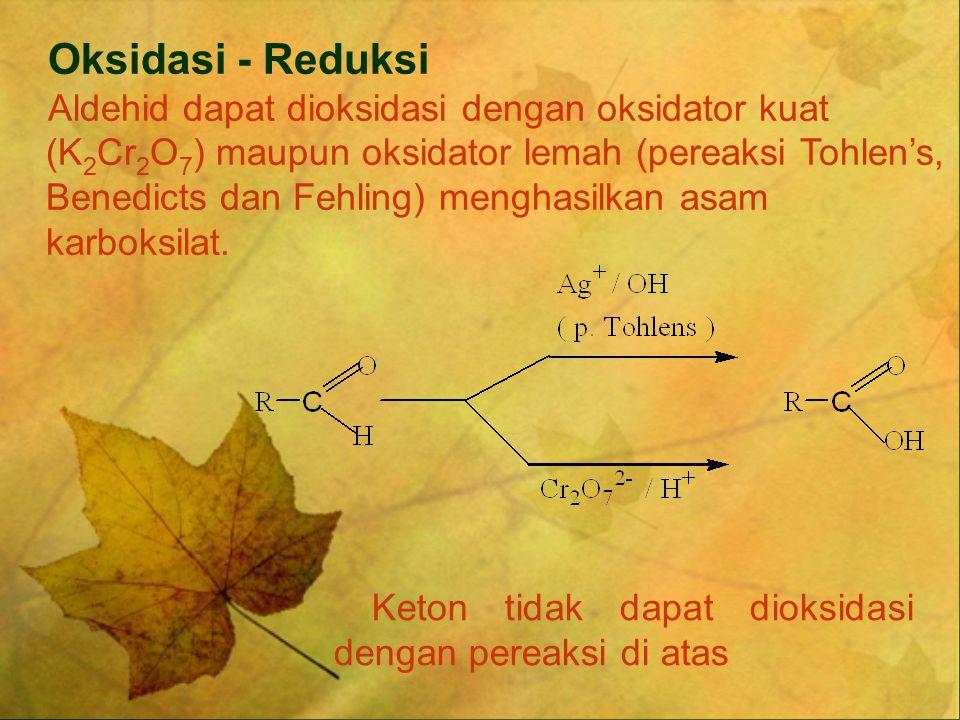 Oksidasi - Reduksi