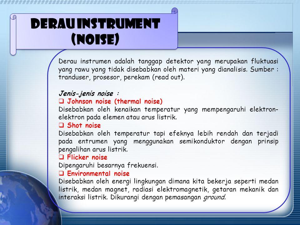Derau Instrument (noise)