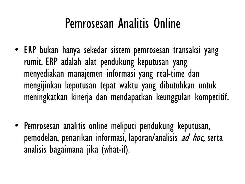 Pemrosesan Analitis Online