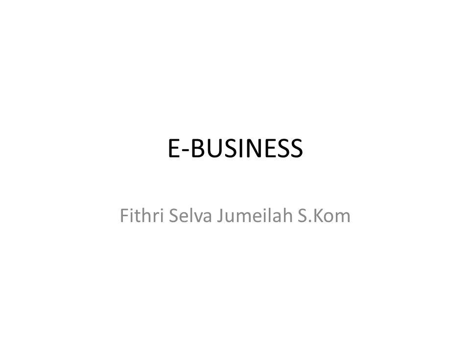 Fithri Selva Jumeilah S.Kom