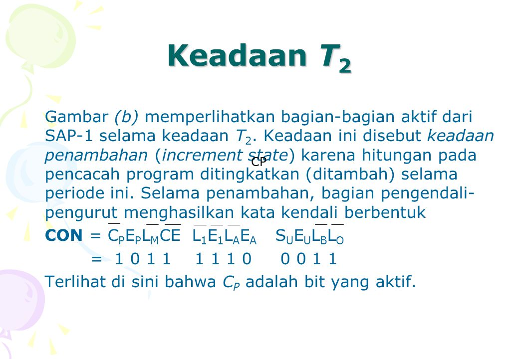 Keadaan T2