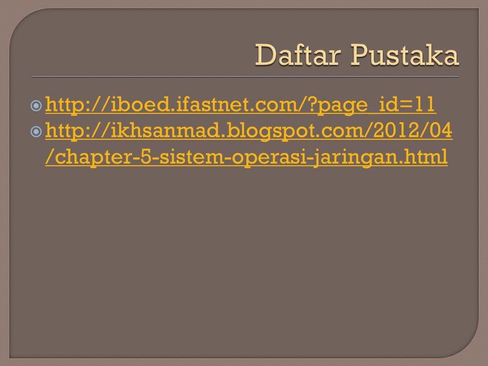 Daftar Pustaka http://iboed.ifastnet.com/ page_id=11
