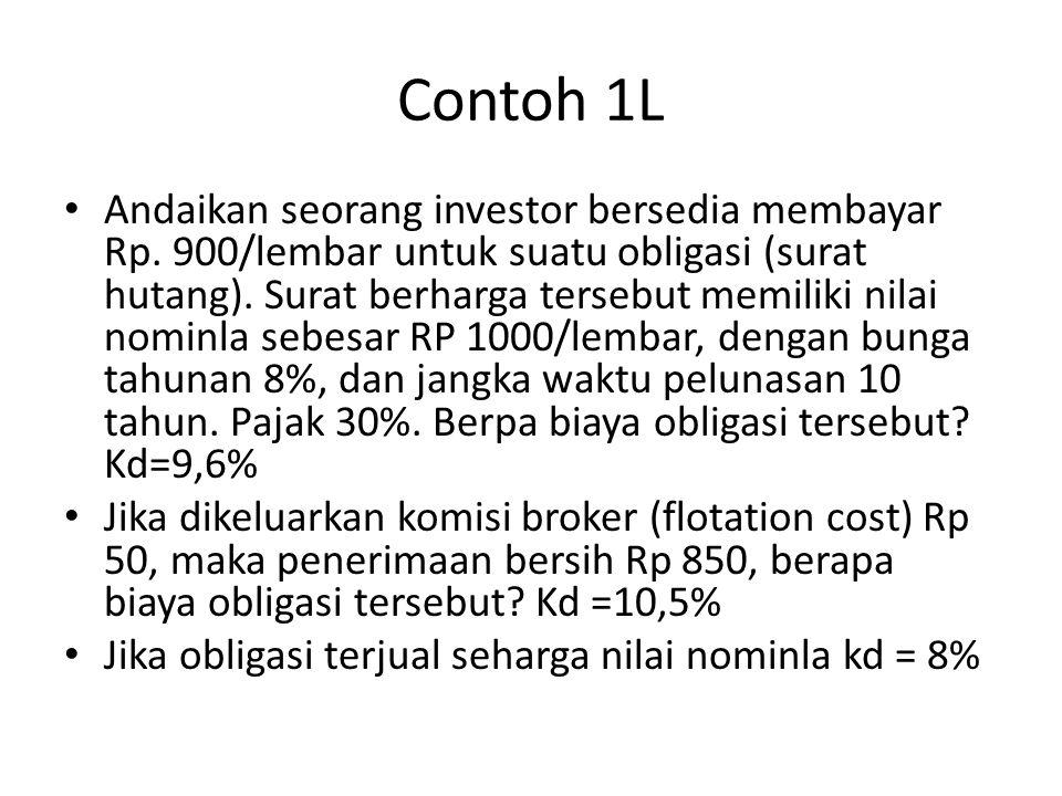 Contoh 1L