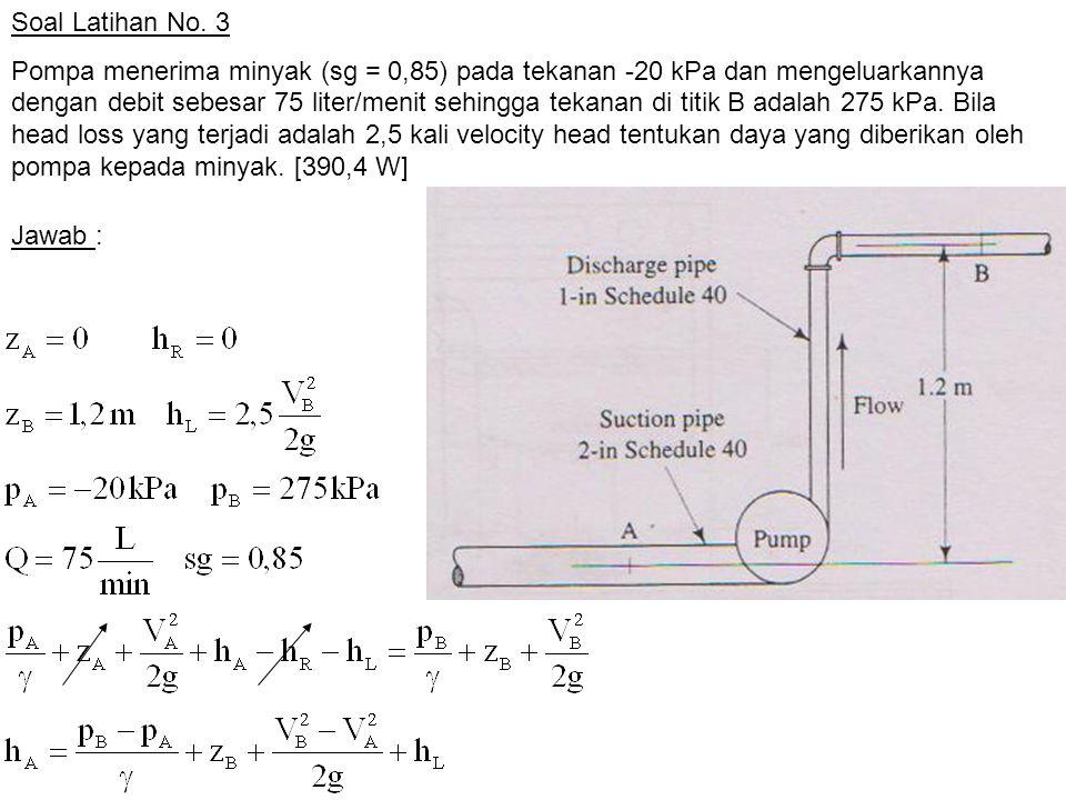 Soal Latihan No. 3