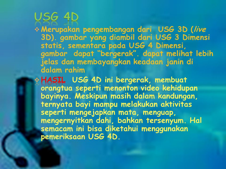 USG 4D