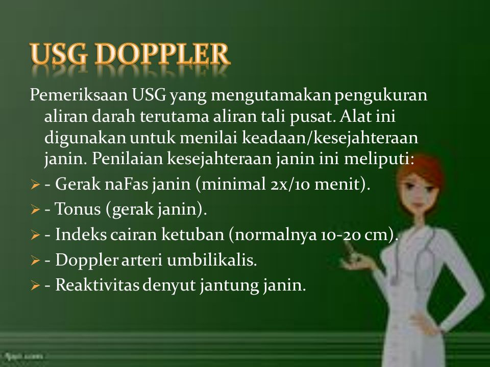 USG DOPPLER