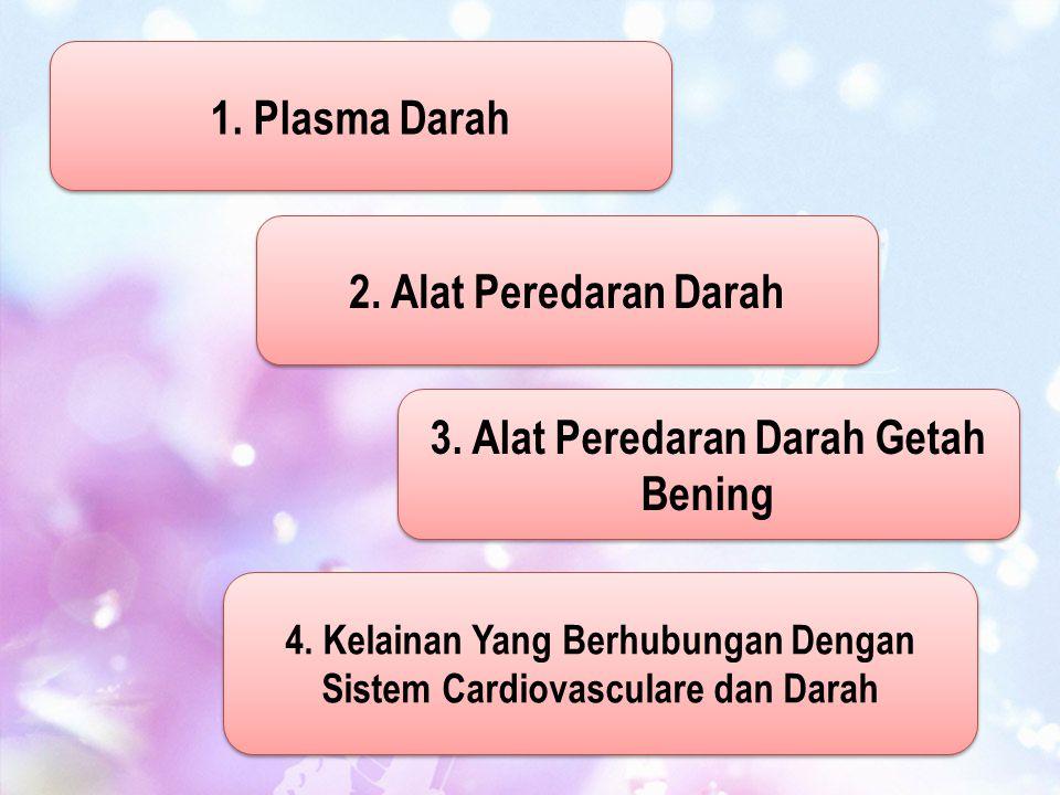 3. Alat Peredaran Darah Getah Bening