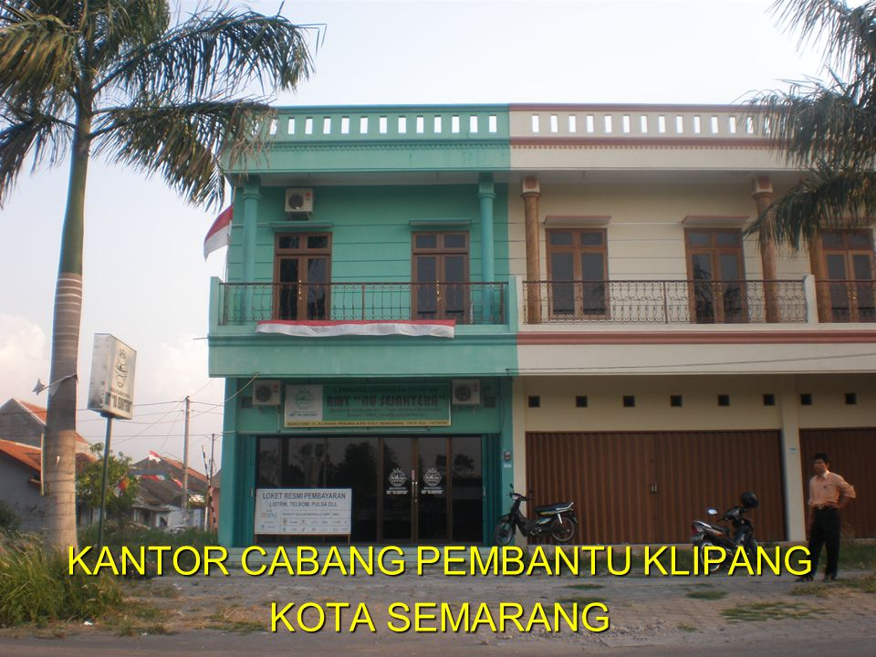 KANTOR CABANG PEMBANTU KLIPANG
