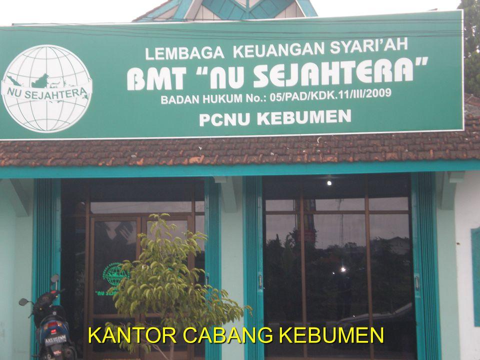 KANTOR CABANG KEBUMEN