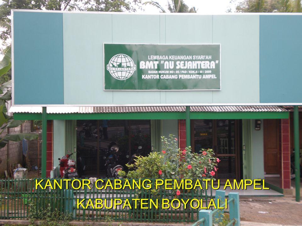 KANTOR CABANG PEMBATU AMPEL