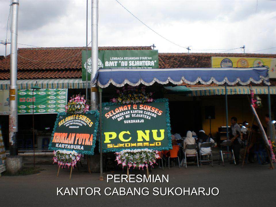 KANTOR CABANG SUKOHARJO