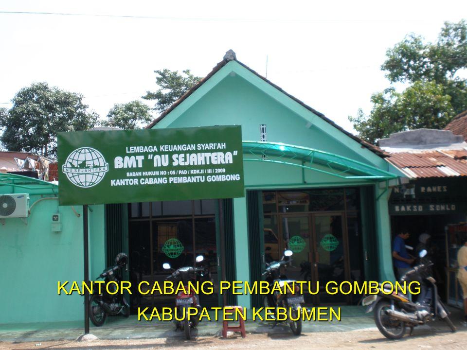 KANTOR CABANG PEMBANTU GOMBONG