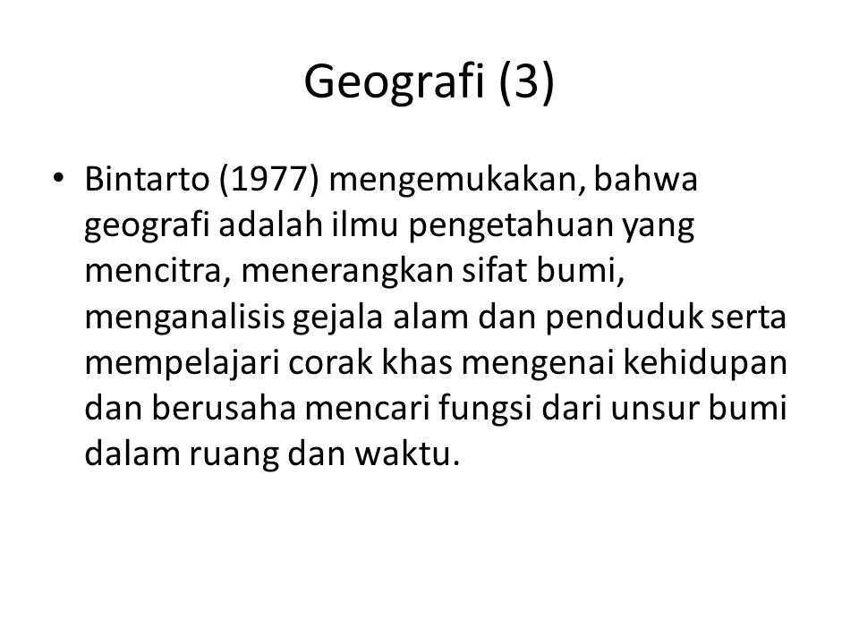 Geografi (3)