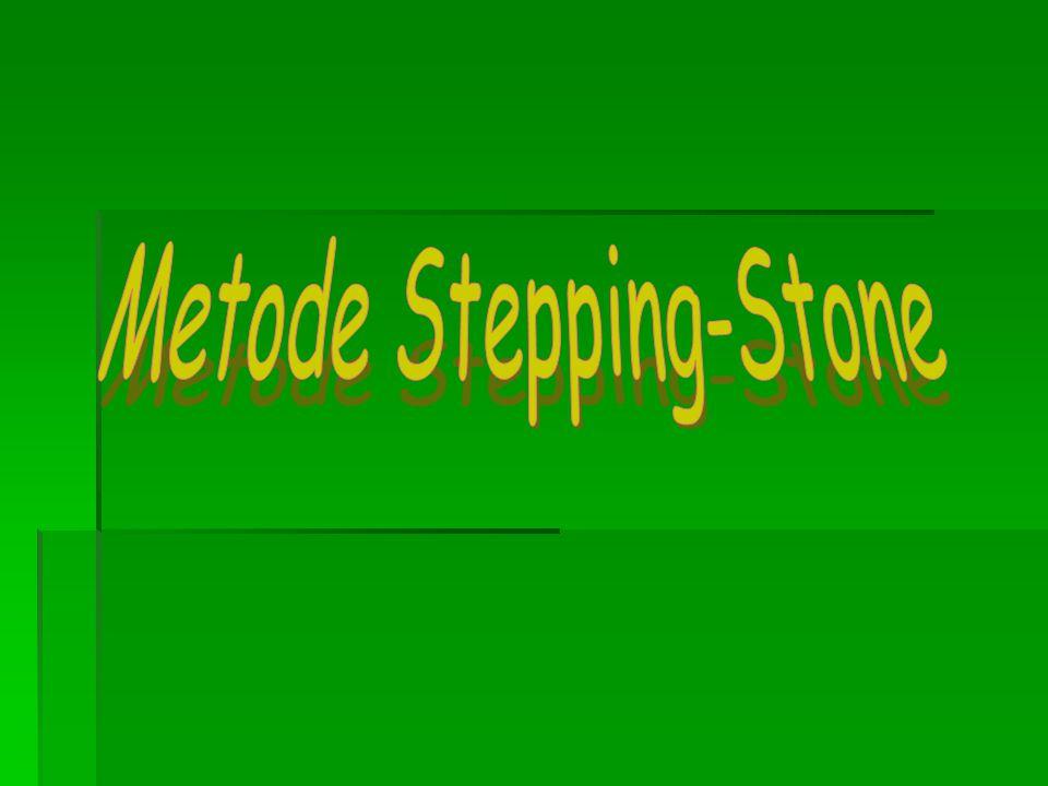 Metode Stepping-Stone