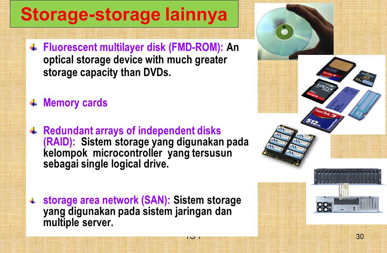 Storage-storage lainnya