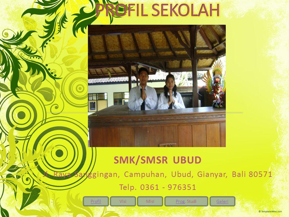 Jl. Raya Sanggingan, Campuhan, Ubud, Gianyar, Bali 80571