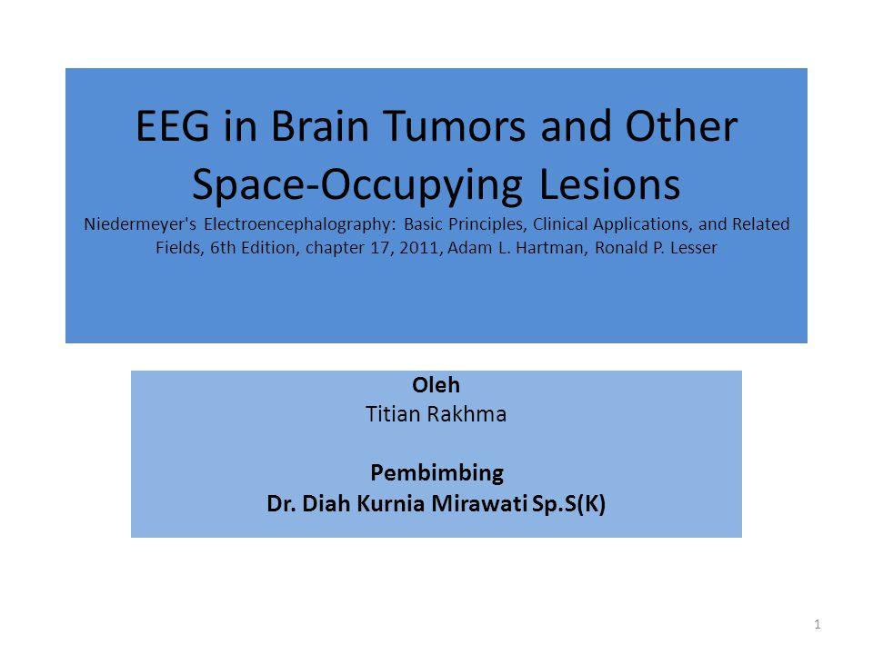 Oleh Titian Rakhma Pembimbing Dr. Diah Kurnia Mirawati Sp.S(K)