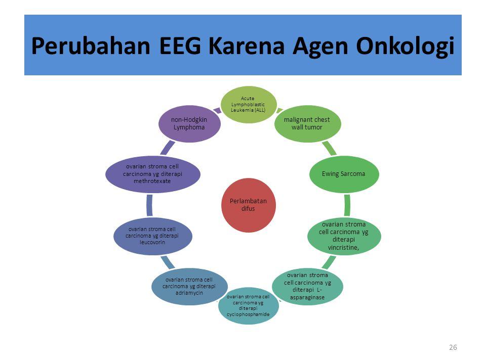 Perubahan EEG Karena Agen Onkologi